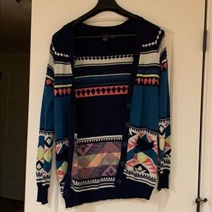 Cardigan from Pac Sun